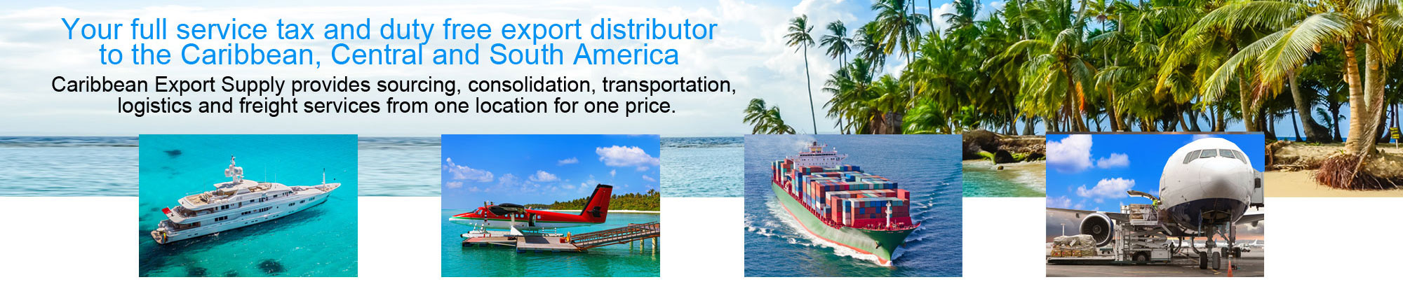 Tax and Duty Free Export Supplier